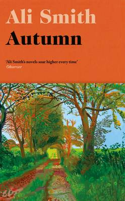 Cover for Autumn by Ali Smith