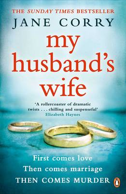 Cover for My Husband's Wife by Jane Corry