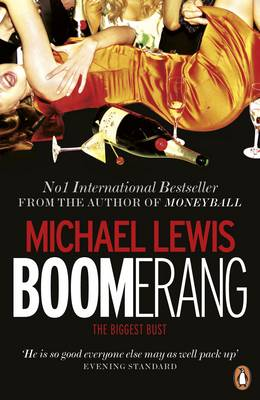 Boomerang The Meltdown Tour by Michael Lewis