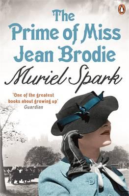 The Prime Of Miss Jean Brodie, by Muriel Spark