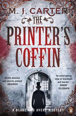 The Printer's Coffin by M. J. Carter