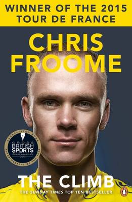 The Climb The Autobiography by Chris Froome