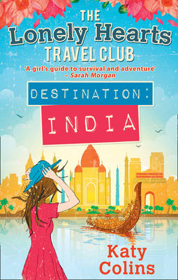 Destination India by Katy Colins