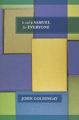 1 & 2 Samuel for Everyone by John Goldingay