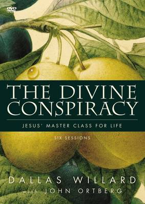 The Divine Conspiracy Jesus' Master Class for Life by Zondervan Publishing