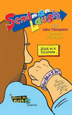 30 New Testament Cartoon Postcards by Cuyler Black