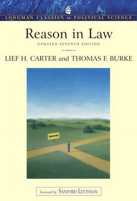 Reason in Law Update by Lief H. Carter, Thomas Burke