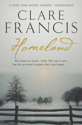 Homeland by Clare Francis