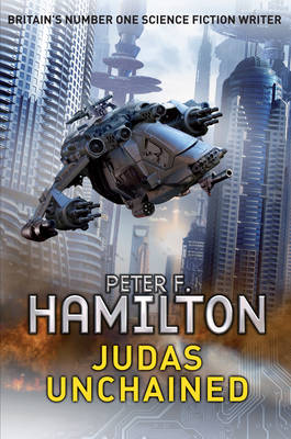 Judas Unchained by Peter F. Hamilton