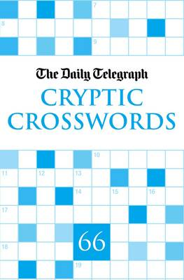 Daily Telegraph Cryptic Crosswords 66 by Telegraph Group Limited
