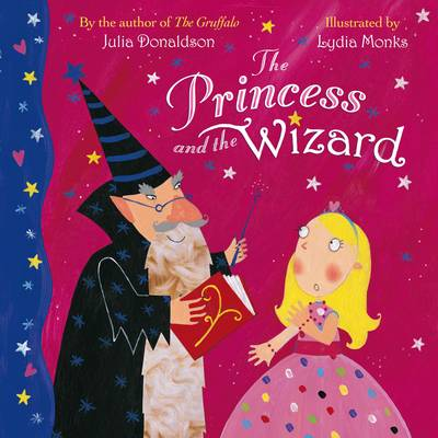 The Princess and the Wizard Big Book by Julia Donaldson