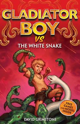 vs the White Snake by David Grimstone