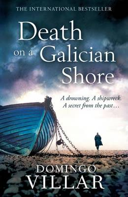 Death on a Galician Shore by Domingo Villar