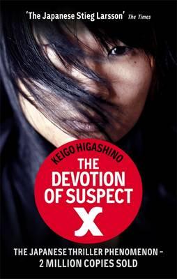 The Devotion of Suspect X by Keigo Higashino