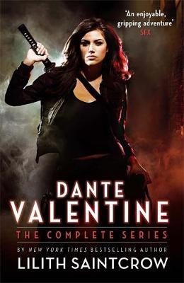 Dante Valentine by Lilith Saintcrow