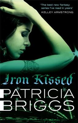 Iron Kissed by Patricia Briggs