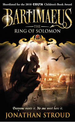 Bartimaeus 4: The Ring of Solomon by Jonathan Stroud