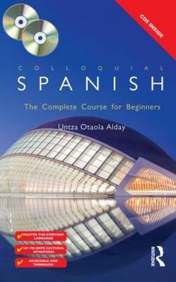 Colloquial Spanish by Untza Otaola Alday