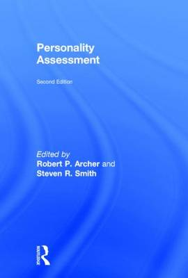 Personality Assessment by Robert P. Archer