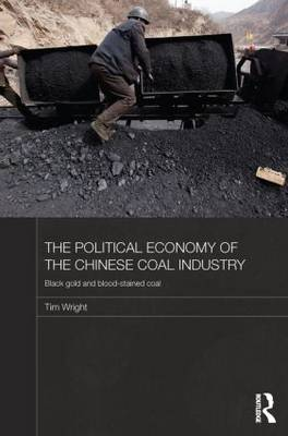The Political Economy of the Chinese Coal Industry Black Gold and Blood-Stained Coal by Tim Wright