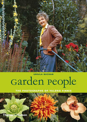 Garden People Valerie Finnis and the Golden Age of Gardening by Ursula Buchan, Anna Pavord
