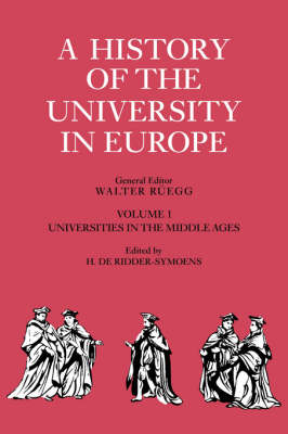A History of the University in Europe: Volume 2, Universities in Early Modern Europe (1500-1800) Universities in Early Modern Europe (1500-1800) by Hilde de Ridder-Symoens
