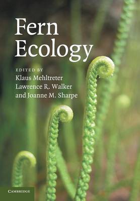 Fern Ecology by Klaus Mehltreter