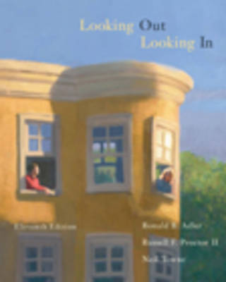 Look out/in W/CD-Infotr 11e by ADLER, Proctor, TOWNE