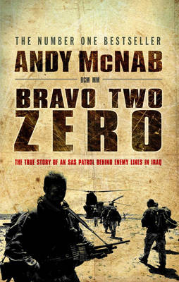 Bravo Two-zero by Andy McNab