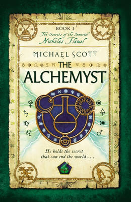 The Alchemyst Book 1 by Michael Scott
