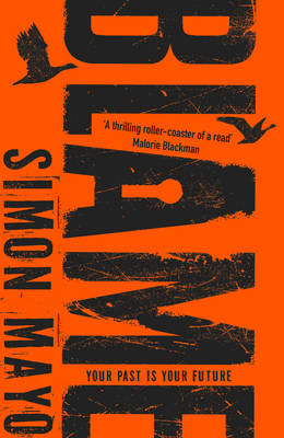 Cover for Blame by Simon Mayo