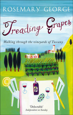 Treading Grapes by Rosemary George