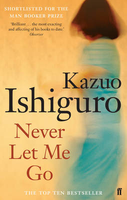 Never Let Me Go (film edition) by Kazuo Ishiguro