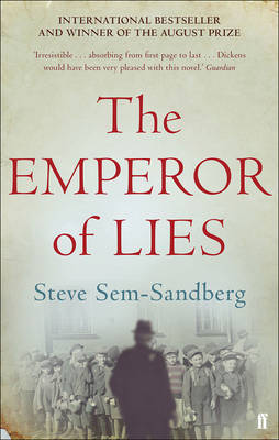 The Emperor of Lies by Steve Sem-Sandberg