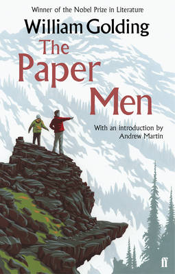 The Paper Men by William Golding, Andrew Martin