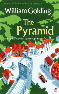 The Pyramid by William Golding, Penelope Lively