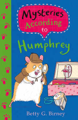 Cover for Mysteries According to Humphrey by Betty G. Birney