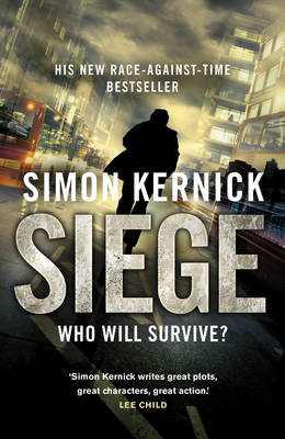 Siege by Simon Kernick