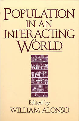 Population in an Interacting World by William Alonso