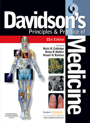 Davidson's Principles and Practice of Medicine With STUDENT CONSULT Online Access by Nicki R. Colledge