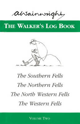The Walker's Logbook by Alfred Wainwright