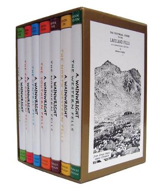 Wainwright Pictorial Guides by Alfred Wainwright