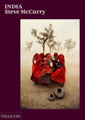 India by Steve McCurry, William Dalrymple