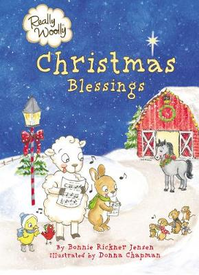 Really Woolly Christmas Blessings by DaySpring, Bonnie Rickner Jensen