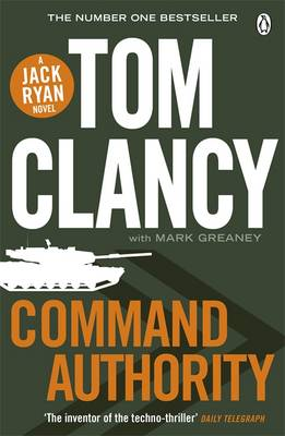 Command Authority by Tom Clancy