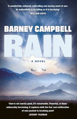 Rain by Barney Campbell