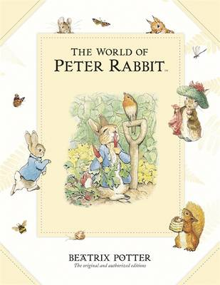 The World of Peter Rabbit Collection: Peter Rabbit by Beatrix Potter