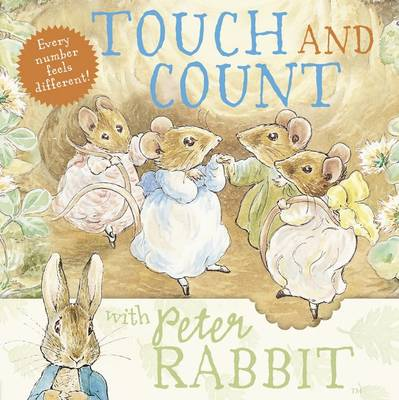 Touch and Count with Peter Rabbit by Beatrix Potter