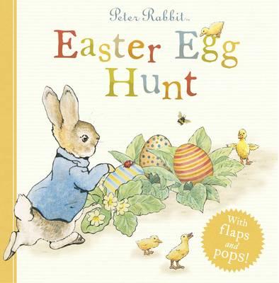 Peter Rabbit Easter Egg Hunt by Beatrix Potter