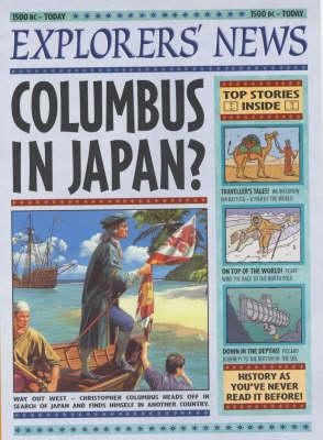 Explorers' News by Michael Johnstone